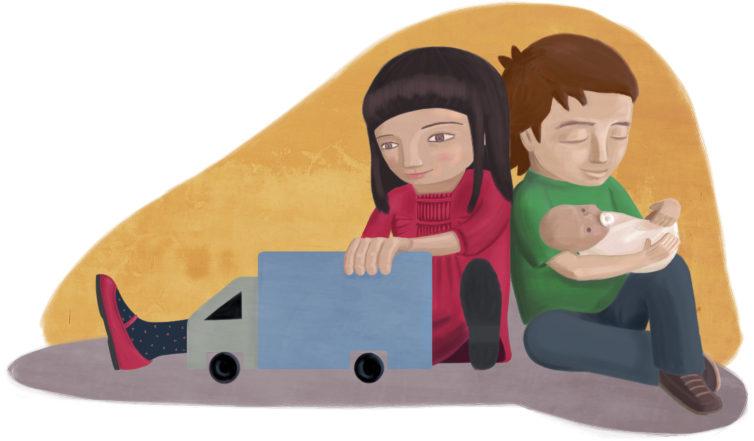 Fuera estereotipos. Ilustración para el módulo 3, «Fuera esterotipos en el proceso de enseñanza aprendizaje».
